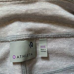 Athleta Skirts - Athleta gray mini skirt